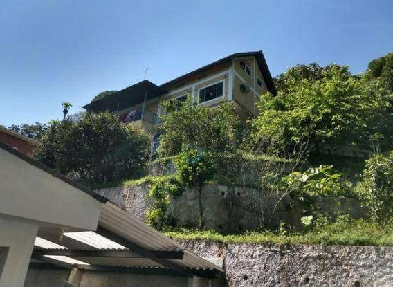Linda Chácara, Mini Condominio, Sendo 4 Casas No Terreno Individuaus Mais Piscina E Area Comum. Prox Br116 - Ch0001