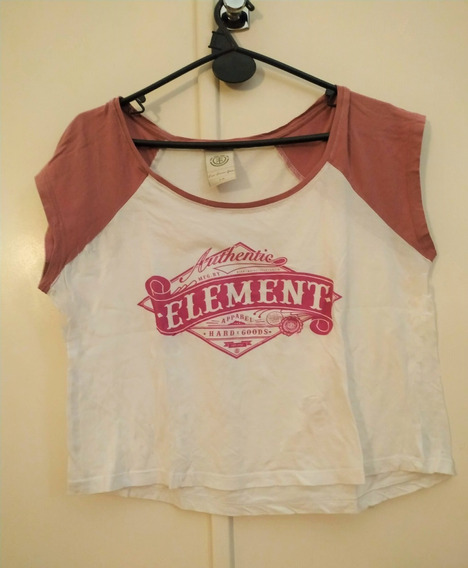 Remera Element Para Mujer Talle S