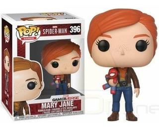 Funko Pop! Games Spiderman - Mary Jane - Funko Pop