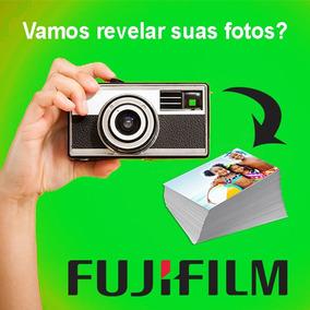 Revelação 100 15x21 Qualidade Fuji Film + 1 Impressão 40x60