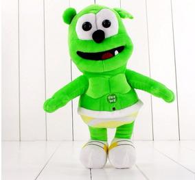Boneco Pelúcia Gummy Bear 28cm - Ursinho Que Canta A Música!