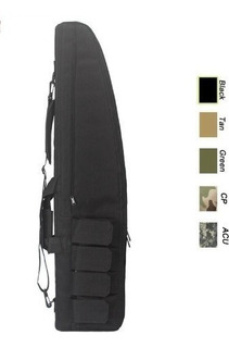 Capa Case Tactical Airsoft Carabina Espingarda Estofada 1.2