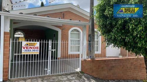 Excelente Casa Jd Europa / Magnólias À Venda - Ca2619