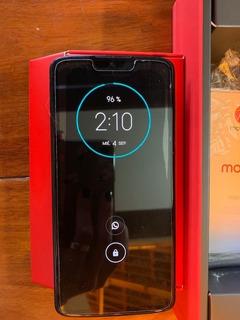 Celular Motorola Z4 Play Mas Moto 360 Camera Nuevo En Caja