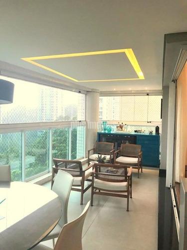 Apartamento 4 Dormitórios 4 Suites 4 Vagas No Panamby! - Pp14499