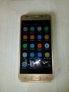 Celular Samsung J5 Prime Duo Liberado Dorado