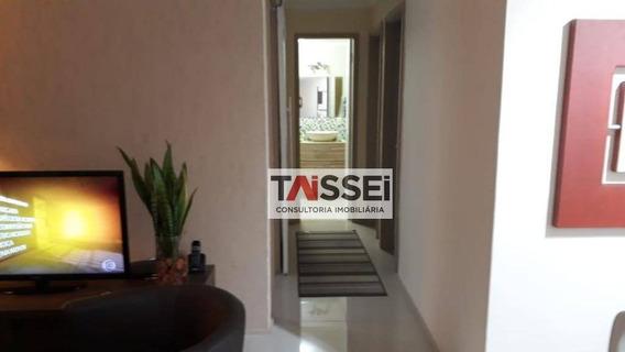 Apartamento À Venda, 55 M² Por R$ 320.000,00 - Jabaquara - São Paulo/sp - Ap5843