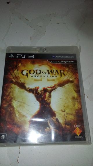 God Of War Ascension Ps3 Dublado
