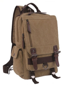 Mini Mochila /bolsa Masculina Padrão Militar