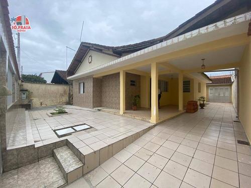 Imagem 1 de 23 de Casa Com 4 Dormitórios À Venda, 180 M² Por R$ 395.000,00 - Santa Eugênia - Mongaguá/sp - Ca5244