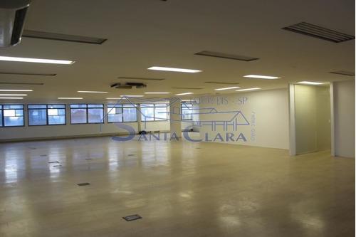 Imagem 1 de 15 de Laje Comercial À Venda, Edifício Próximo À Marginal Pinheiros E Ao Shopping Eldorado. - Sc9659