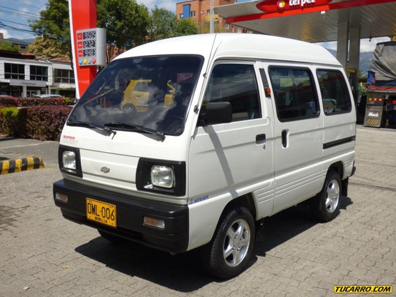 Chevrolet Super Carry Super Carry Pasajeros