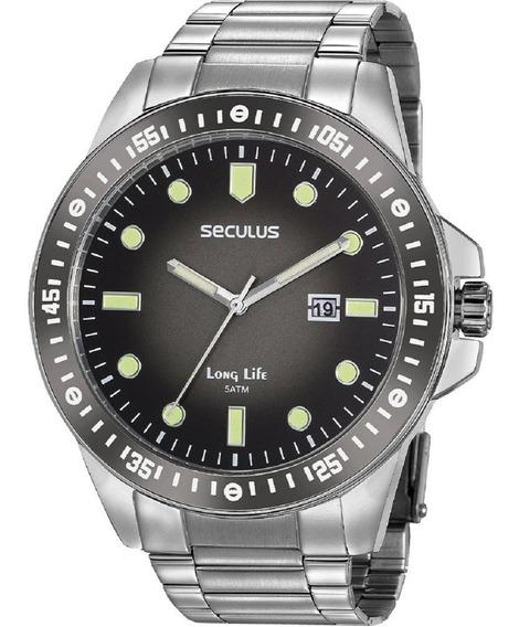 Relógio Masculino Seculus 20852g0svna3