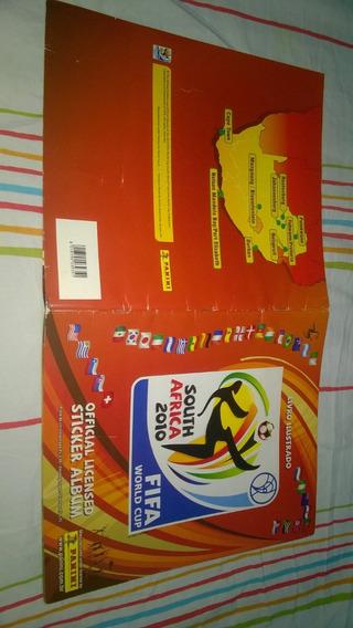 Album Copa Do Mundo De 2010 Vazio + Figurinhas