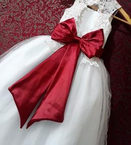 Vestido Fest Luxo Marsala