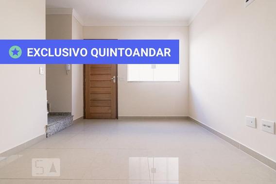 Casa Em Condomínio Com 2 Dormitórios E 1 Garagem - Id: 892973661 - 273661