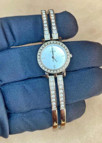 Relógio Feminino Guess - Impecável - Pouquíssimo Usado