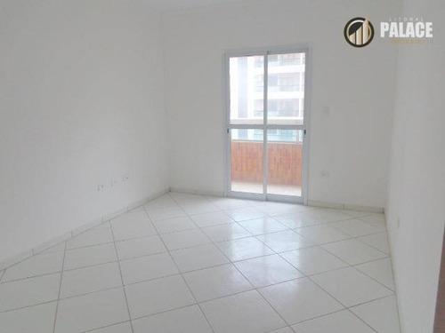 Apartamento Residencial À Venda, Canto Do Forte, Praia Grande - . - Ap1318