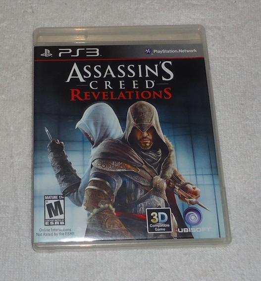 Assassins Creed Revelations Portugues Ps3 Frete Gratis Leia*
