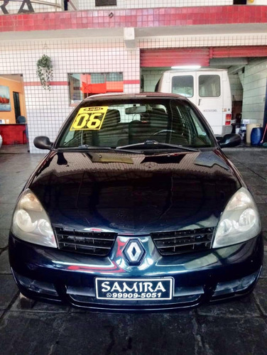 Clio 1.0 Authentique  2006 Barato