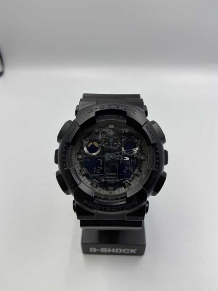 Relógio Casio G Shock Ga100cf