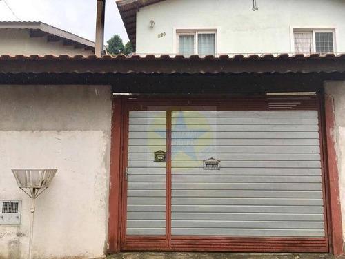 Casa Com 2 Dormitórios À Venda, 70 M² Por R$ 265.000, Terra Preta - Mairiporã/sp - Ca1676