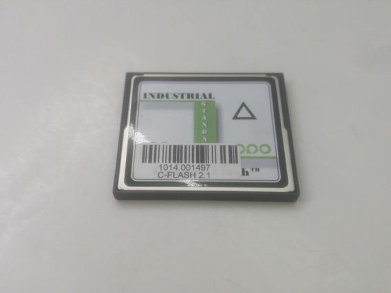 Cartão Compact Flash Spcf128s-d5sc (4 Peças)