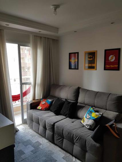 Apartamento Vila Gonçalves 2 Dormitórios (mobiliado)