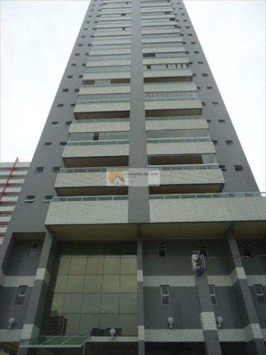 Imagem 1 de 30 de Apartamento Para Venda, 3 Dormitórios 2 Vagas Praia Grande - V3255