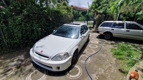 Honda Civic Ek Turbo