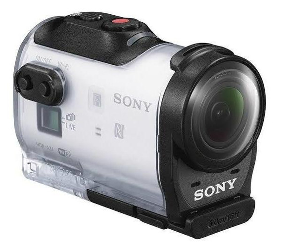 Câmera De Ação Sony Hdr-az1