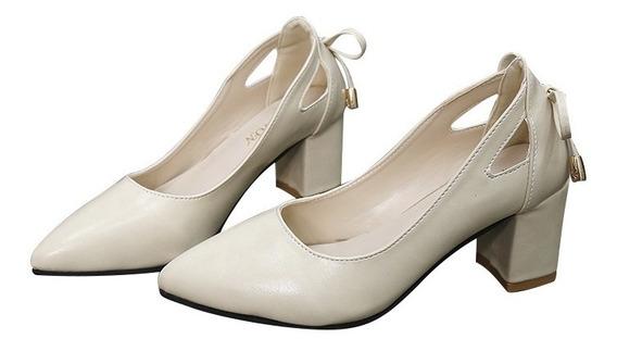 Zapatos De Tacón Alto Formales Para Dama