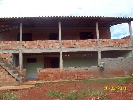 Chácara Com 4 Quartos Para Comprar No Zona Rural Em Rio Manso/mg - 1012