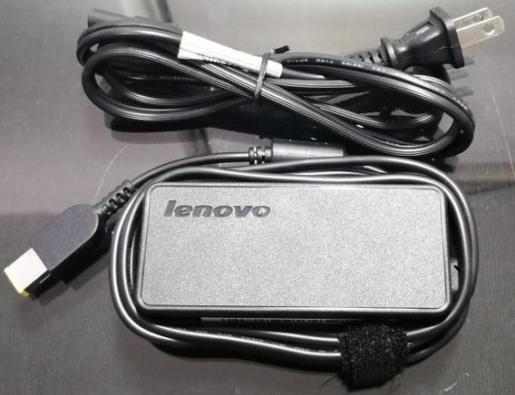 Cargador De Laptop Lenovo 45w Conector Slim