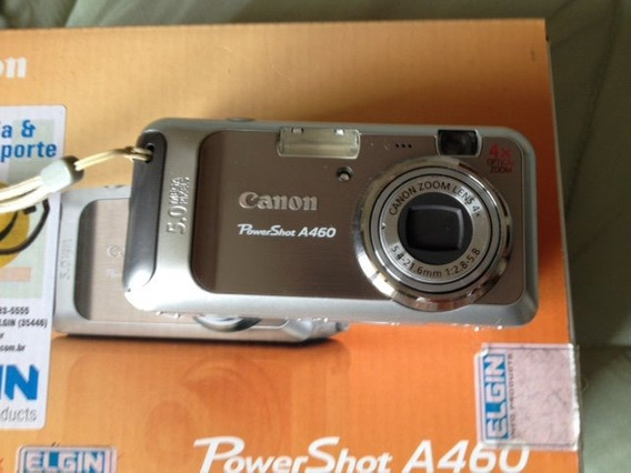 Canon Power Shot A460