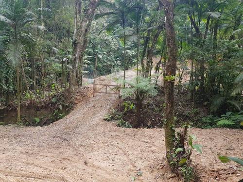 Imagem 1 de 11 de Terreno Para Chácara À Venda Em Brusque/sc - 960c