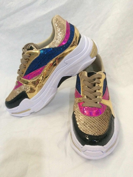 Zapato De Dama Moda 2019