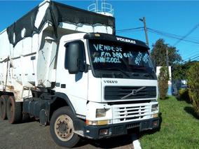 Caminhão Volvo Fm12 380 Ano 2001 (com Caçamba)