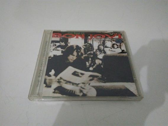 Cd Bon Jovi Cross Road Original Usado Em Bom Estado