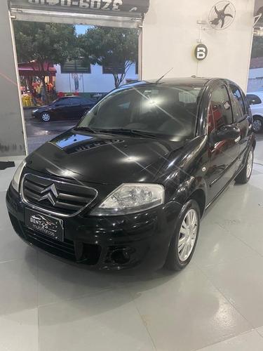C3 Glx 1.4 Flex Completo 2011 Baixo Km