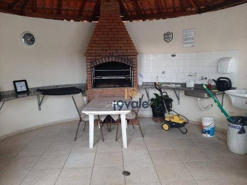 Apartamento Com 2 Dormitórios À Venda, 62 M² Por R$ 285.000 - Jardim Satélite - São José Dos Campos/sp - Ap2286