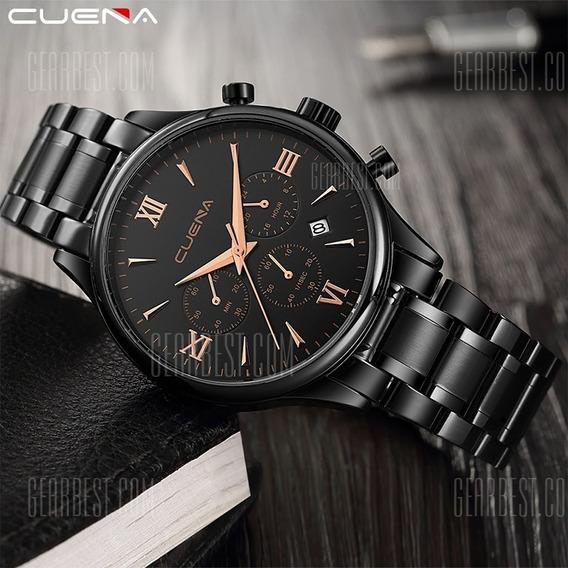 Relógio Original Cuena 3 Cores