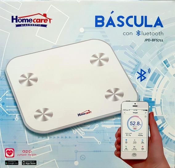 Bascula Digital Inteligente Fitness
