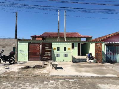 Casa Em Itanhaém Lado Morro Com 125m² 2 Quartos Ref 5120