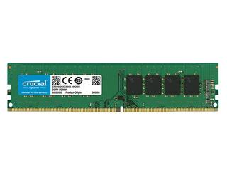 Crucial Ct8g4dfs824a Memoria Ram 8gb Ddr4-2400 Udimm