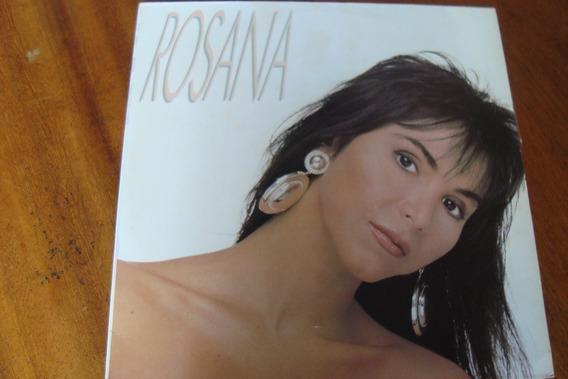 Lp Epic 1987 / Rosana Coraçao Selvagem / Para Jppollo2009