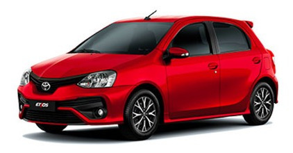 Toyota Etios Xls 1.5 4a/t 5p 2021
