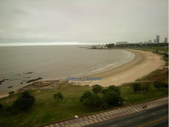 Inmejorable Vista Al Mar!!