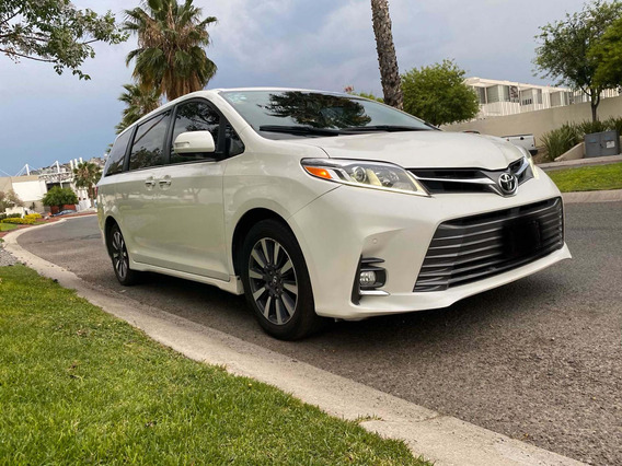 Toyota Sienna 3.5 Limited At 2018