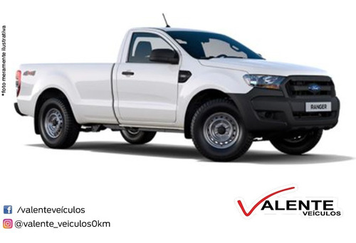 Ford Ranger Cs 2.2 Td Xl 4x4 2021 *todas As Cores*